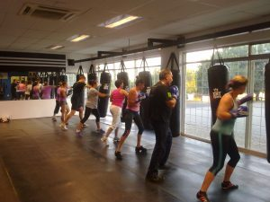 Group Practice Sessions - Sweat Box Cross Training Studio